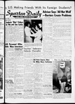 Spartan Daily, December 4, 1961 by San Jose State University, School of Journalism and Mass Communications