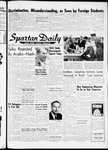 Spartan Daily, December 6, 1961 by San Jose State University, School of Journalism and Mass Communications