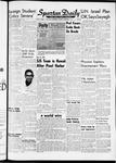 Spartan Daily, December 7, 1961