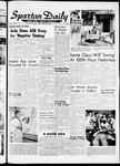 Spartan Daily, December 8, 1961