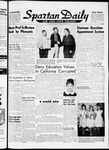 Spartan Daily, December 12, 1961 by San Jose State University, School of Journalism and Mass Communications