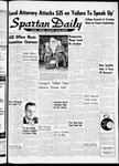 Spartan Daily, December 13, 1961 by San Jose State University, School of Journalism and Mass Communications