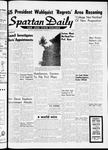 Spartan Daily, December 14, 1961 by San Jose State University, School of Journalism and Mass Communications