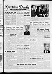 Spartan Daily, January 5, 1962 by San Jose State University, School of Journalism and Mass Communications