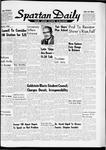 Spartan Daily, January 10, 1962