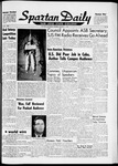 Spartan Daily, January 11, 1962 by San Jose State University, School of Journalism and Mass Communications