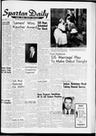 Spartan Daily, January 12, 1962 by San Jose State University, School of Journalism and Mass Communications