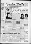 Spartan Daily, January 16, 1962