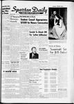 Spartan Daily, January 18, 1962 by San Jose State University, School of Journalism and Mass Communications