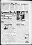 Spartan Daily, January 22, 1962 by San Jose State University, School of Journalism and Mass Communications