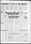 Spartan Daily, January 23, 1962 by San Jose State University, School of Journalism and Mass Communications