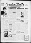 Spartan Daily, February 21, 1962 by San Jose State University, School of Journalism and Mass Communications