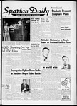 Spartan Daily, February 23, 1962 by San Jose State University, School of Journalism and Mass Communications