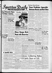 Spartan Daily, February 27, 1962 by San Jose State University, School of Journalism and Mass Communications