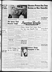 Spartan Daily, February 28, 1962 by San Jose State University, School of Journalism and Mass Communications