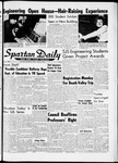 Spartan Daily, March 2, 1962 by San Jose State University, School of Journalism and Mass Communications