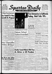 Spartan Daily, March 5, 1962 by San Jose State University, School of Journalism and Mass Communications