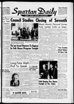 Spartan Daily, March 6, 1962 by San Jose State University, School of Journalism and Mass Communications