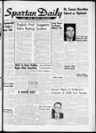 Spartan Daily, March 7, 1962 by San Jose State University, School of Journalism and Mass Communications