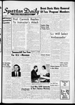 Spartan Daily, March 8, 1962 by San Jose State University, School of Journalism and Mass Communications