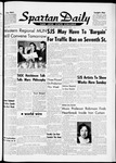 Spartan Daily, March 9, 1962 by San Jose State University, School of Journalism and Mass Communications