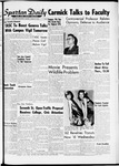 Spartan Daily, March 12, 1962 by San Jose State University, School of Journalism and Mass Communications