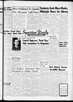 Spartan Daily, March 15, 1962 by San Jose State University, School of Journalism and Mass Communications