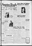 Spartan Daily, March 22, 1962 by San Jose State University, School of Journalism and Mass Communications