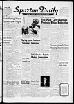 Spartan Daily, March 30, 1962 by San Jose State University, School of Journalism and Mass Communications