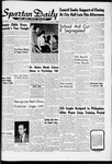 Spartan Daily, April 2, 1962 by San Jose State University, School of Journalism and Mass Communications