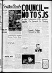 Spartan Daily, April 3, 1962