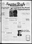 Spartan Daily, April 4, 1962 by San Jose State University, School of Journalism and Mass Communications