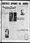 Spartan Daily, April 6, 1962 by San Jose State University, School of Journalism and Mass Communications