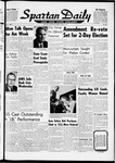 Spartan Daily, April 9, 1962 by San Jose State University, School of Journalism and Mass Communications