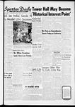 Spartan Daily, April 10, 1962