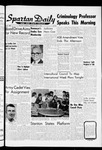 Spartan Daily, April 11, 1962 by San Jose State University, School of Journalism and Mass Communications
