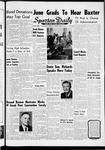 Spartan Daily, April 26, 1962 by San Jose State University, School of Journalism and Mass Communications
