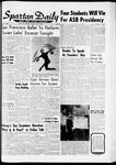 Spartan Daily, April 30, 1962