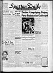 Spartan Daily, May 1, 1962