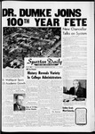 Spartan Daily, May 2, 1962 by San Jose State University, School of Journalism and Mass Communications