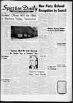 Spartan Daily, May 3, 1962 by San Jose State University, School of Journalism and Mass Communications