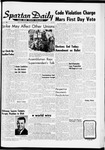 Spartan Daily, May 4, 1962 by San Jose State University, School of Journalism and Mass Communications