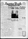 Spartan Daily, May 7, 1962 by San Jose State University, School of Journalism and Mass Communications