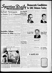 Spartan Daily, May 8, 1962 by San Jose State University, School of Journalism and Mass Communications