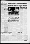 Spartan Daily, May 9, 1962 by San Jose State University, School of Journalism and Mass Communications
