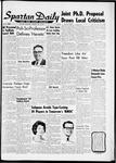 Spartan Daily, May 10, 1962