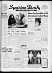 Spartan Daily, May 14, 1962