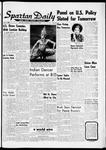 Spartan Daily, May 15, 1962
