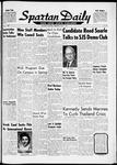 Spartan Daily, May 16, 1962