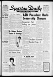 Spartan Daily, May 17, 1962 by San Jose State University, School of Journalism and Mass Communications